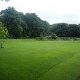 ホリールード宮殿 庭園