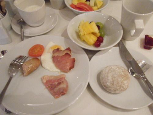 朝食 ブリティッシュ・ブレックファースト
